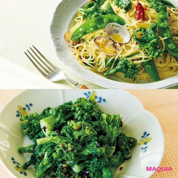 春の香りが広がる♪ 平野レミさんが教える簡単「菜の花」レシピ