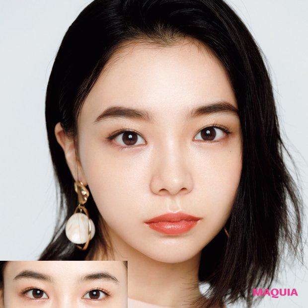 濃い眉を3変化! paku☆chan流・印象チェンジ眉メイクを解説