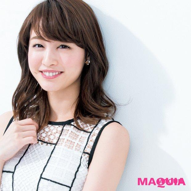 「好印象メイクは肌の清潔感がすべて!」フリーアナウンサー新井恵理那さんの美の秘訣とは?