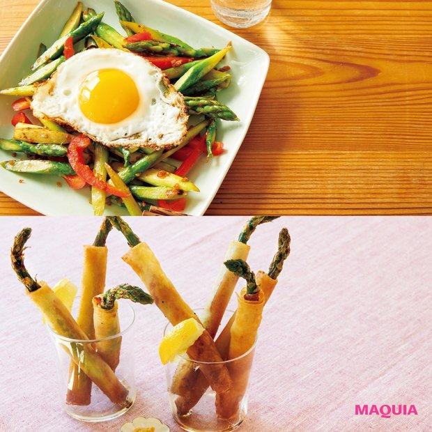 平野レミさんが提案! ちゃちゃっと作れる旬の「アスパラガス」レシピ