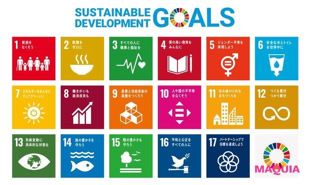 持続可能な開発目標(SUSTAINABLE DEVELOPMENT GOALS)