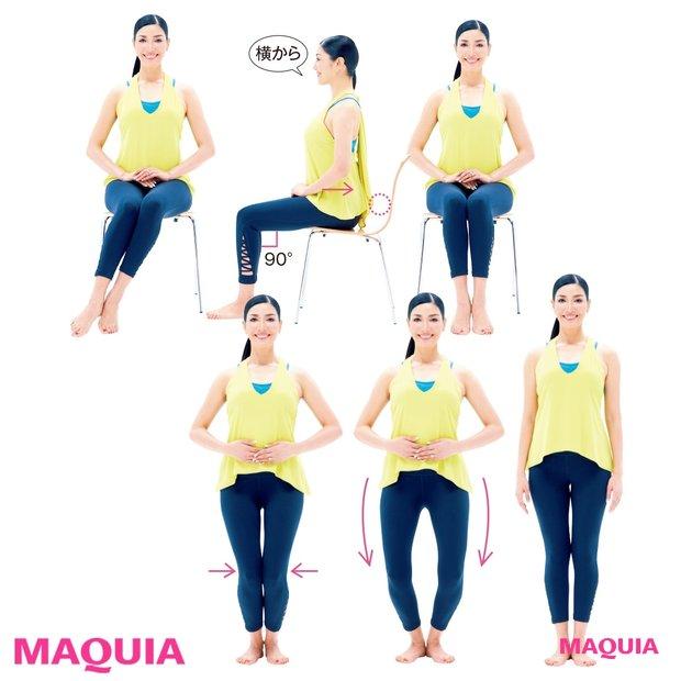 「姿勢は生き方の象徴」アンミカさんが教える! 体幹の整え方&基本の立ち方講座