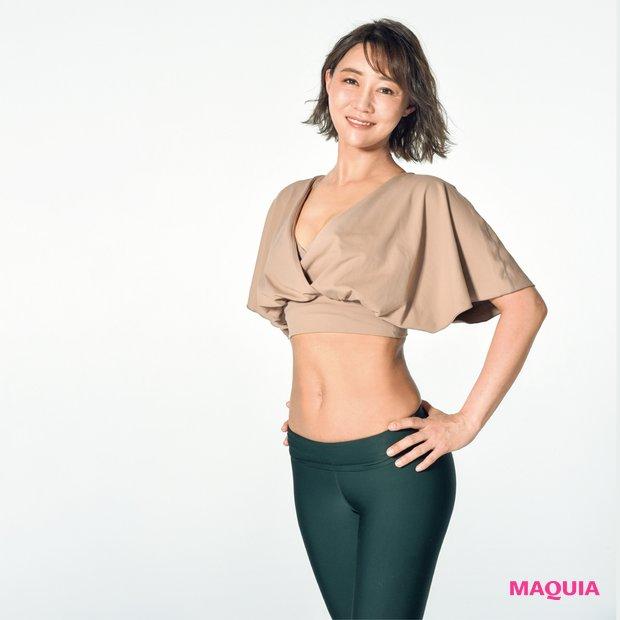 """""""くびれ母ちゃん""""村田友美子さんの便活ダイエット! 食べても出せれば太らない!?_1"""