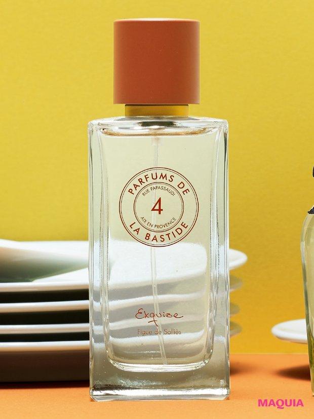 パルファム ドゥ ラ バスティード エキスキーズ オードパルファム 100ml ¥12500/ブルーベル・ジャパン 香水・化粧品事業本部