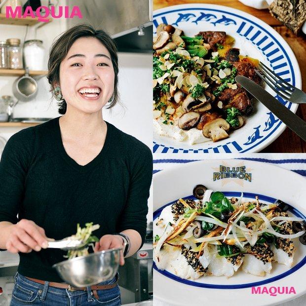 パワーのある野菜が美肌&元気の元! フードデザイナー細川芙美さんの美貌食レシピ