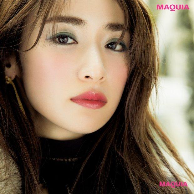 """千吉良恵子さんが考える、街中で目を惹く美人顔に大事なのは""""違和感"""""""