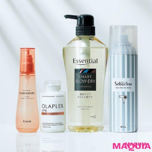 髪をすぐに乾かしたい! プロ直伝の速乾テク&おすすめアイテムをレクチャー