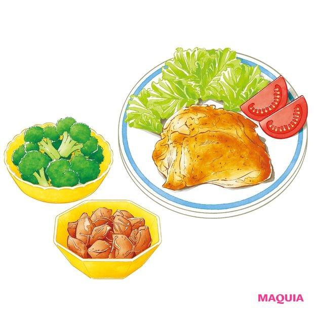 食事で美肌力を底上げ! 気を付けること、選び方、意識して摂りたい栄養度など、美肌をつくる食事Q&Aを…
