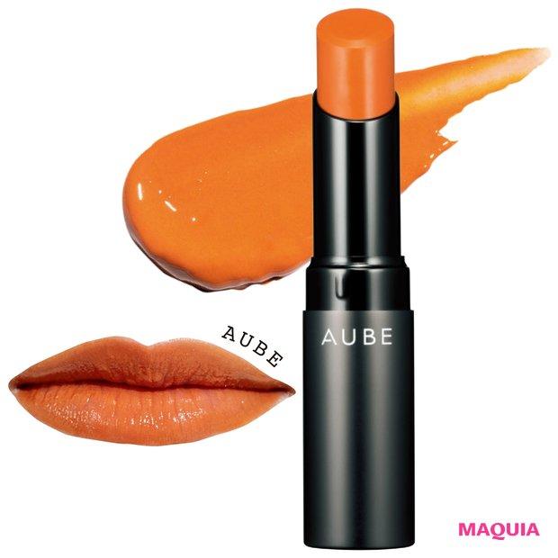 ムラになりやすいオレンジは2〜3度、直塗りして