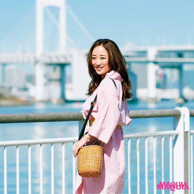 彼との休日デート、神崎恵さんはどんなメイク&ファッションを選ぶ?