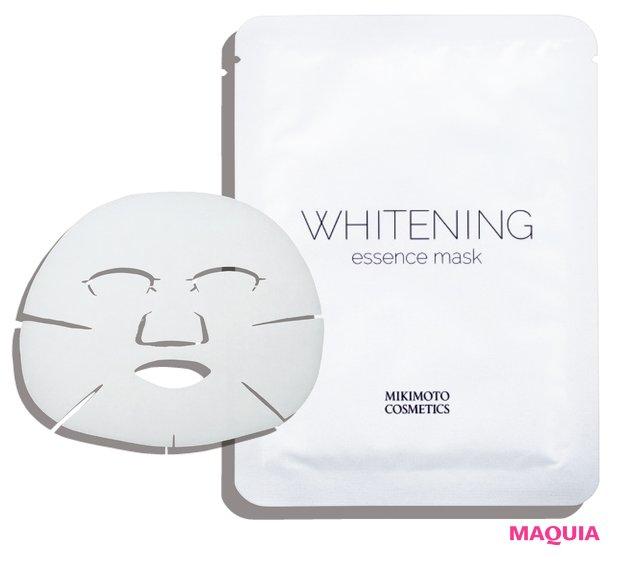 ミキモト コスメティックス  ホワイトニング エッセンスマスク