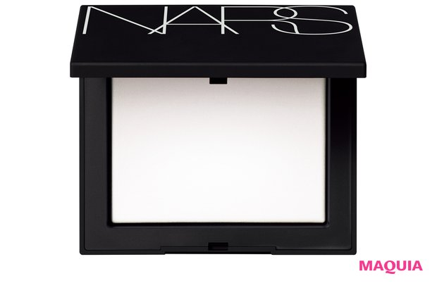 NARS ライトリフレクティングセッティングパウダー プレスト N 10g ¥5000/NARS JAPAN