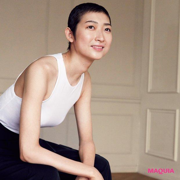 池江璃花子さんに質問! 「ブレない私」をキープする強さについて教えてください