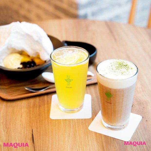 台湾グルメが楽しめる! 台湾茶カフェ「彩茶房」が日本初上陸