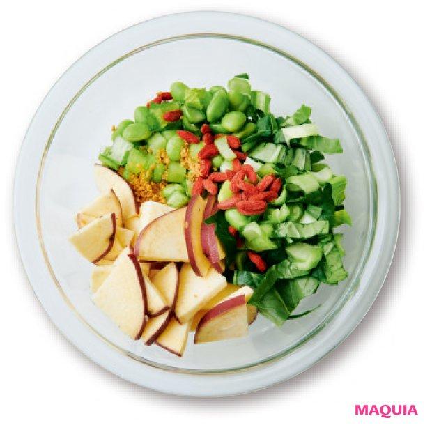 レンチンだけで作れる! Atsushiさんの美肌スープでキレイをチャージ_10
