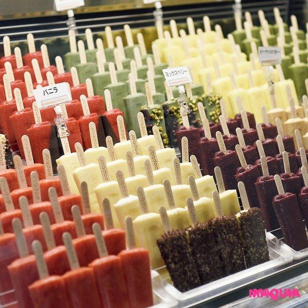 NY発スティックジェラート専門店「popbar」渋谷に1号店がオープン!