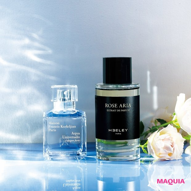 """今月の開運フレグランスは? お出かけしたくなるような花の香り&モダンな""""水""""の香りが吉!"""
