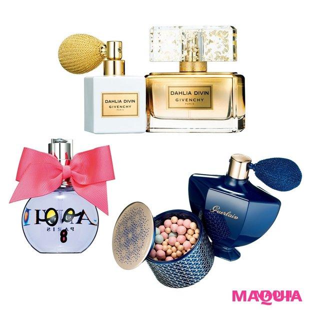 【ALL限定品】冬の気分を盛り上げて、輝きを添える香り4選