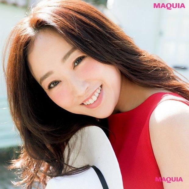 神崎恵 夏スタイルはハットを味方につけて、色っぽくこなれて♡
