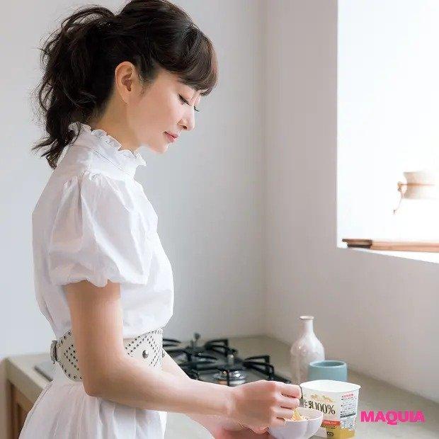 石井美保流・免疫力UPのための食生活! ヨーグルト、酵素玄米、マクロビ系おやつetc.