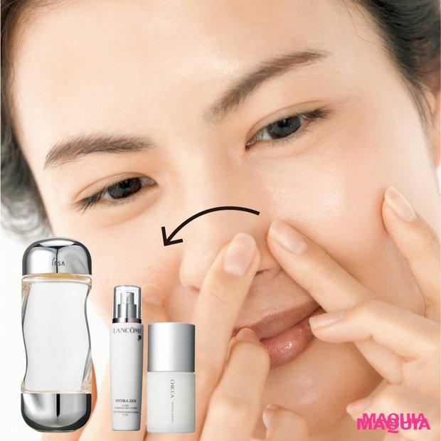 汚れが詰まったいちご鼻。表面ケアより、肌の代謝を上げることが必要だった!