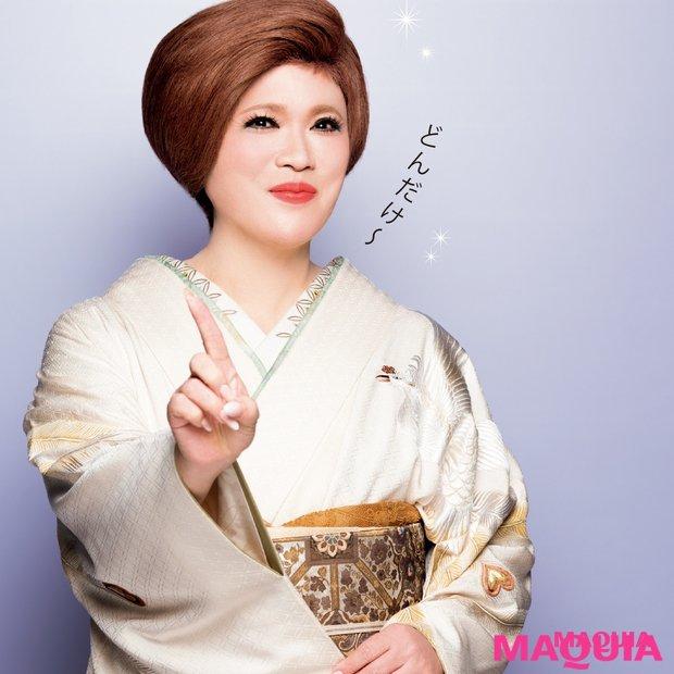 美の伝道師・IKKOさんのアガる美容論をお届け!「気づいたときに美は始まる」