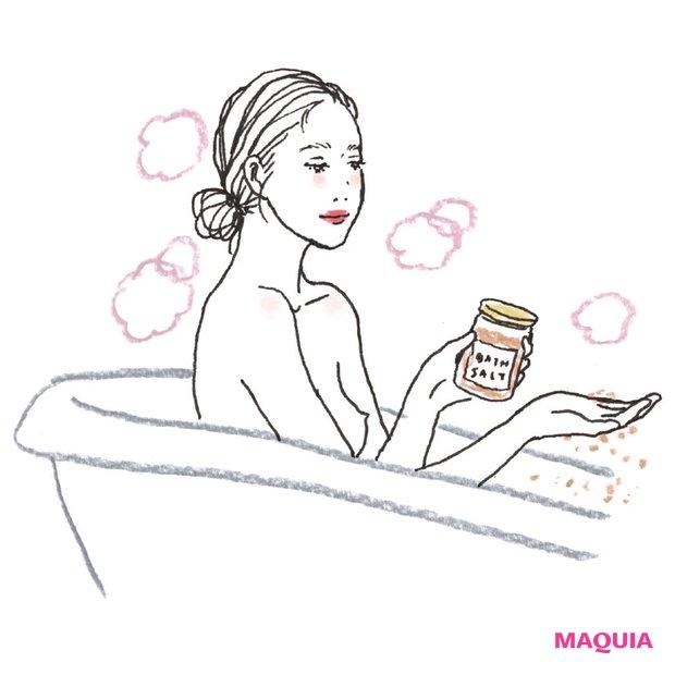 カラダとココロを整える月美容に注目! 浄化力が高まる新月は、塩とハーブでリセット