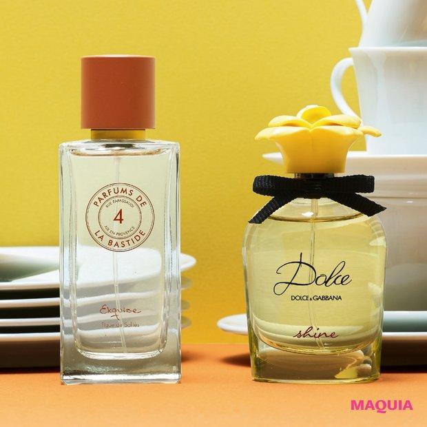 今月の運気UP香水はコレ! 「美味しい香り」でアンラッキーをはね除けて