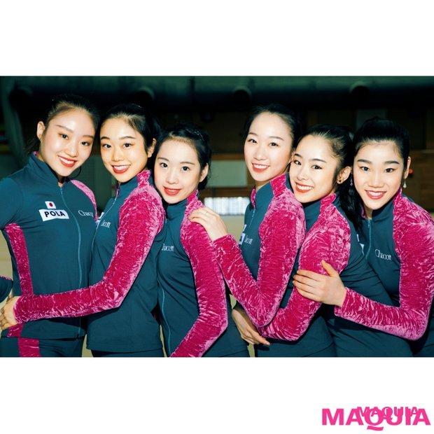 美しきトップアスリート! 新体操日本代表メンバーのキレイの秘密に接近