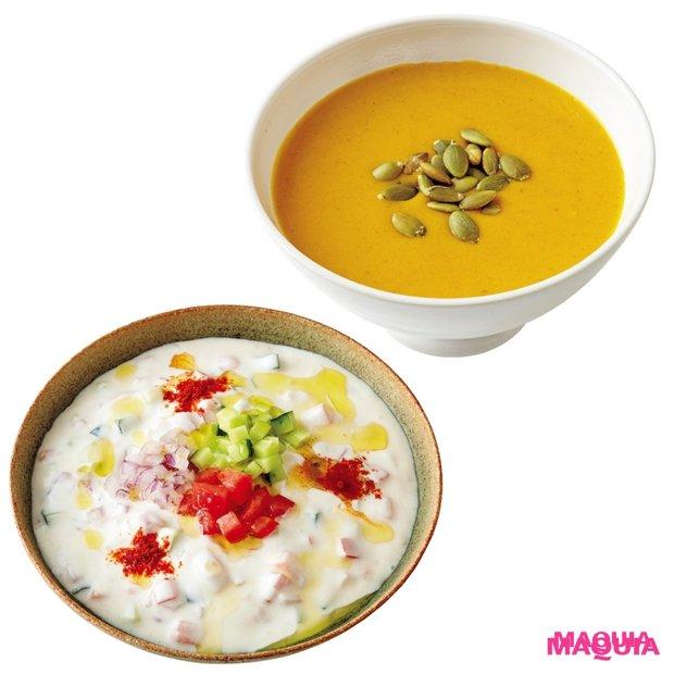 低脂肪で美容にうれしい栄養素たっぷり! 大豆&ヨーグルトの満足レシピ