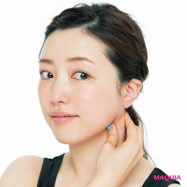 骨のゆがみはデカ顔の原因に! カドモリ式小顔マッサージを徹底レクチャー