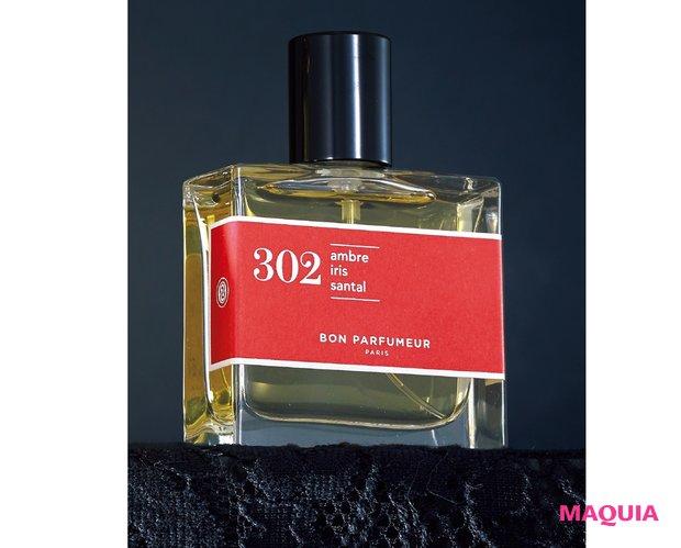 ボン パフューマー 302 オードパルファム 30ml ¥5400/ブルーベル・ジャパン 香水・化粧品事業本部