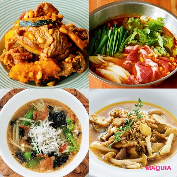 Atsushiさんの夏バテ解消レシピ集! スープ、サラダ、炒め物etc.
