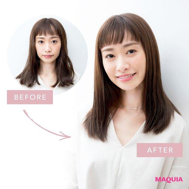 うねり、ハネのお悩み解決! 大人女子のクセ毛はドライの違いで差が出る