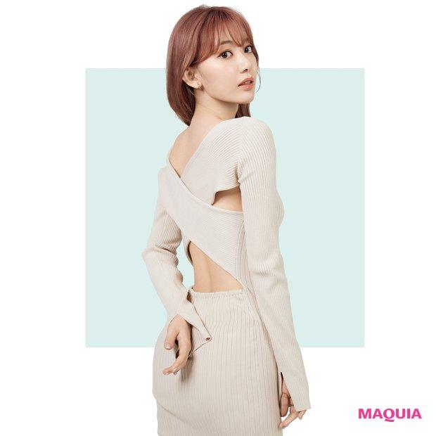 宮脇咲良さんの肌・カラダ・ヘアをつくる偏愛コスメをシェア! 美のこだわりも聞きました_1