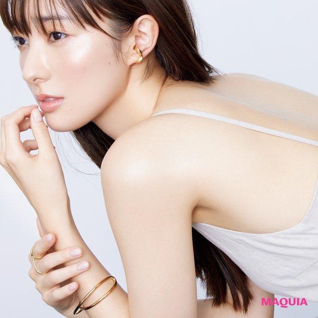 美容好きモデルがハマっていることは? 全身美肌な宮本茉由さんのスキンケアルーティン&愛用コスメを大公…