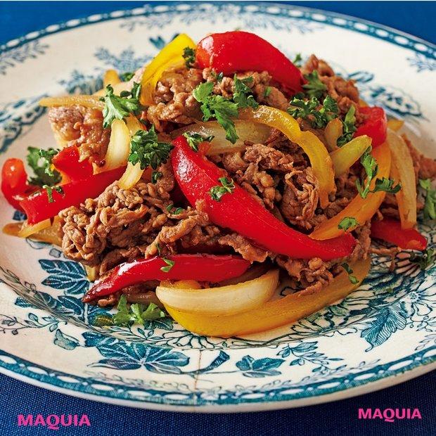 タンパク質がしっかりとれる! ラム&豚肉を使った絶品ビューティレシピ