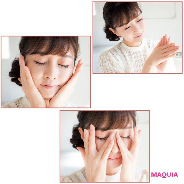 """石井美保さんが実演! 肌悩みを解消する""""美容液級化粧水""""の使いこなしテク"""
