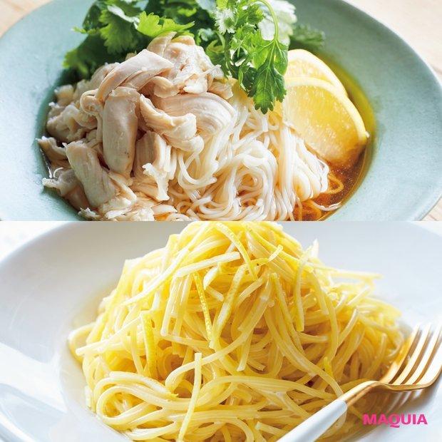"""暑い日にぴったり! 簡単に作れる""""在宅麺""""レシピ3選"""