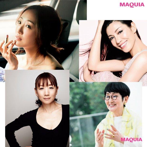 """神崎恵さん・藤原美智子さんら9人の達人が語る""""私にとっての美容""""とは?"""