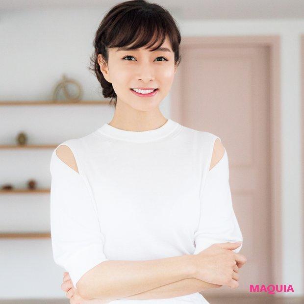 石井美保さんの免疫力UPライフ! 肌・ボディ・メンタルのお手入れ法を大公開_1