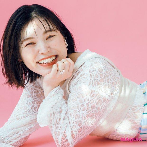 尼神インター・誠子さんが登場! 美容愛が止まらないインタビュー