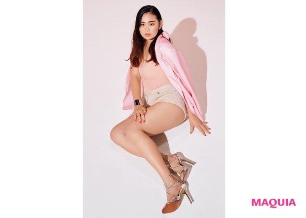モデル Mika Kitahara