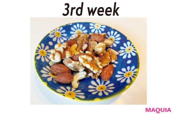 3rd week