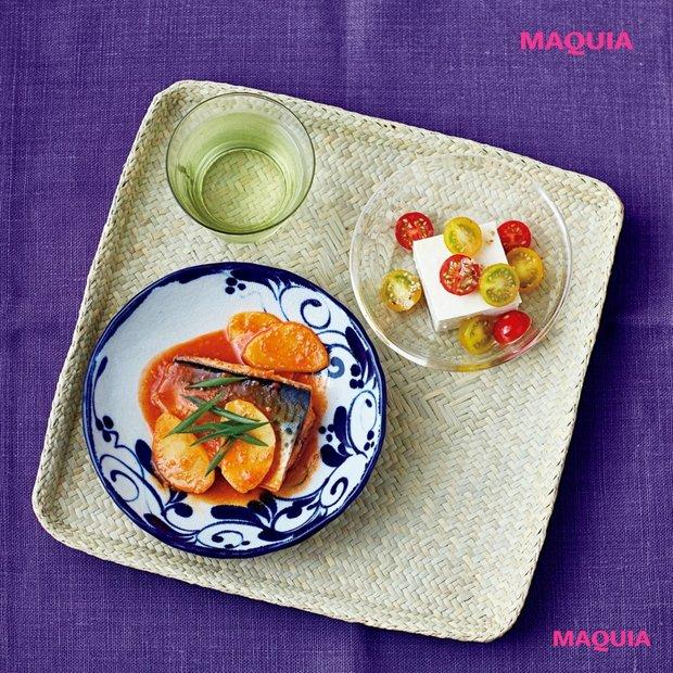 和食の定番おかずが簡単3ステップで、韓国風の夏バテ解消レシピに!