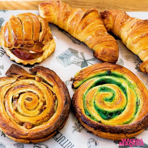 パリジェンヌも夢中のパン屋「リチュエル パー クリストフ・ヴァスール」が東京・青山に誕生!