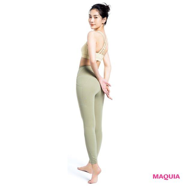 星野由香さんが教える足裏エクササイズで、美しいバックラインに! トレーニング前の基本のほぐし方を解説