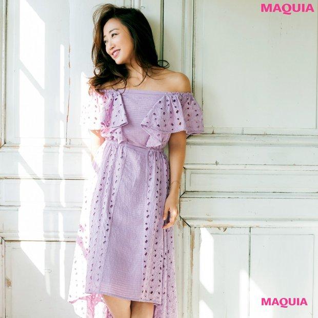 神崎恵さんが人気ブランドVelnica.を着る理由&お気に入りアイテムを公開!