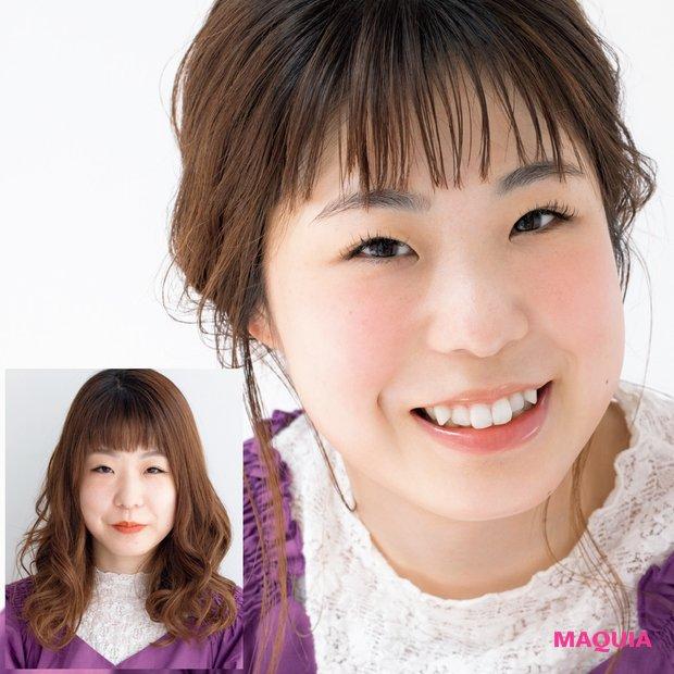 大きい目=美人は幻想! 小粒目の魅力を活かす、吉川康雄さんのメイクセラピー