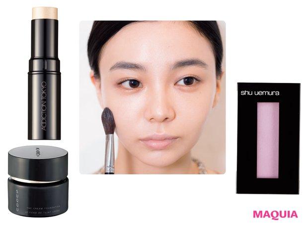 愛の不時着 \ヒロイン/ ユン・セリ の 幸せナチュラルメイクの肌の作り方
